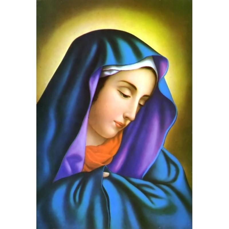 حلم مريم العذراء