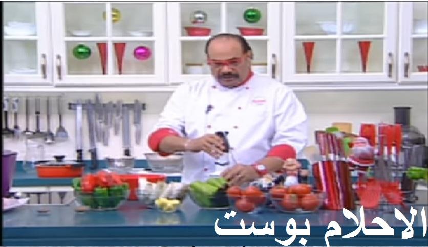 حلم الطبخ