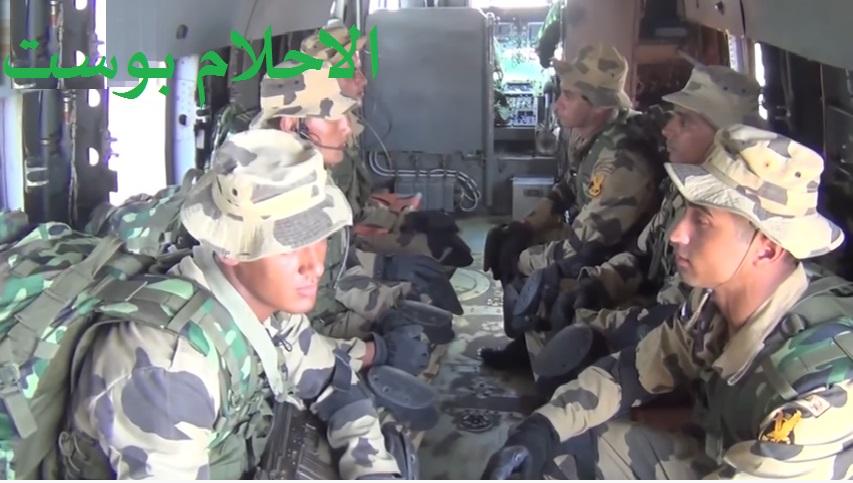 حلم ملابش الجيش