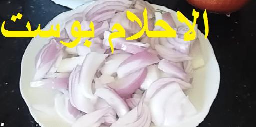 انواع البصل وفوائده للشعر والبشره