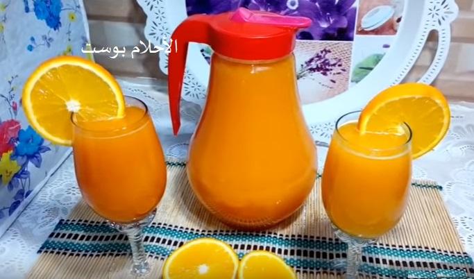 فائدة البرتقال الصحية