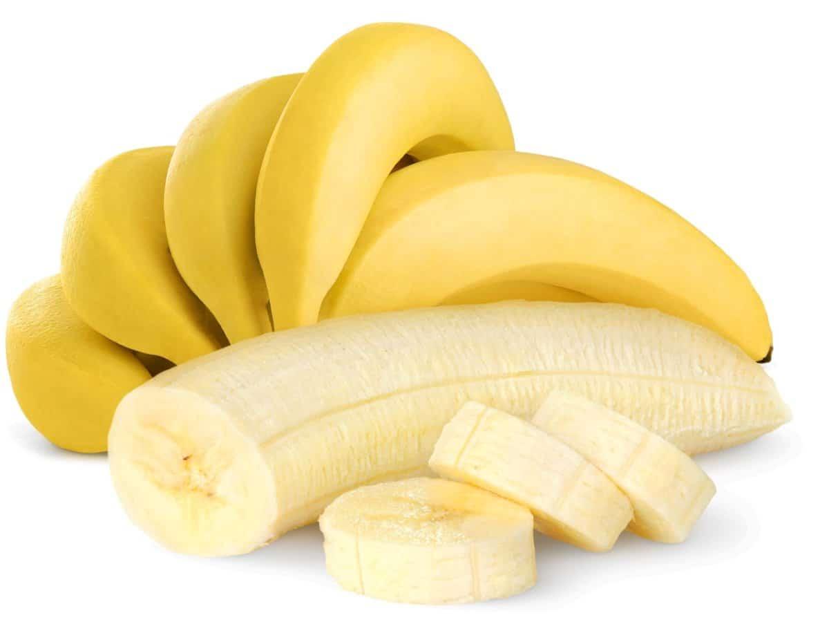 فوائد أكل الموز قبل النوم